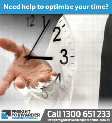 Time-definite export air freight delivery