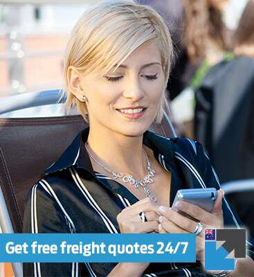 Get assistance with our export freight quote online calculator, today