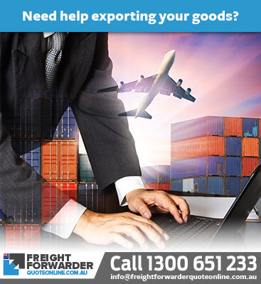 Need help with an export freight quote online - call us