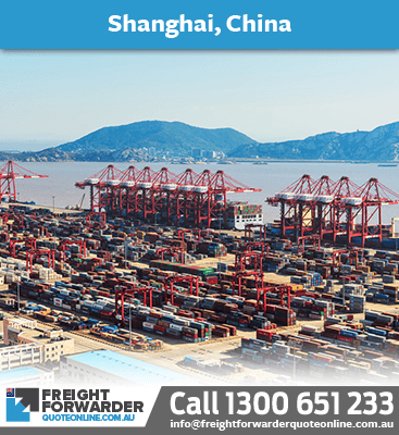 Looking to export sea freight to Shanghai, China