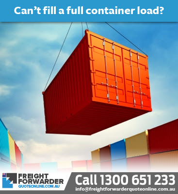 Looking to export sea freight via LCL?