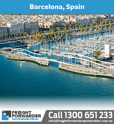 Looking to export sea freight to Barcelona, Spain?