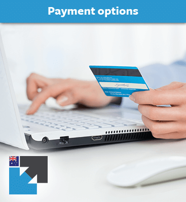 Learn more about your freight payment options