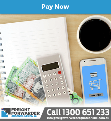 When to make payments for freight