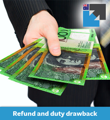 Need help with import export customs clearance duty drawback and refunds?
