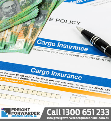 Do forget about marine insurance - it's important to be covered for loss or damage during freight