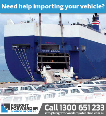 Looking to import sea freight via RO/RO?