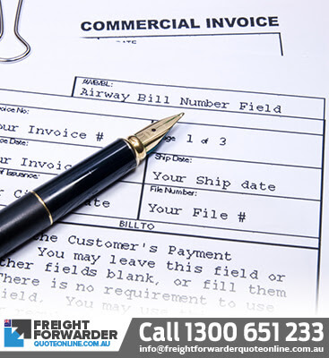 Need help on getting commercial invoices as part of your shipping export documentation?