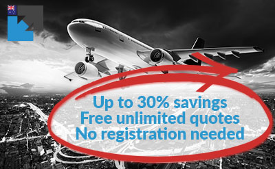 Get your import air freight quote online to Australia here