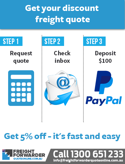 discount freight quote how to get 5 percent off final invoice price